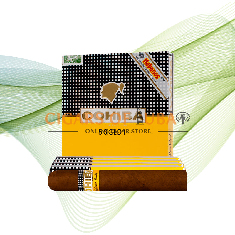 Cohiba Siglo I (5x5 Packs) - Cigars of Dubai