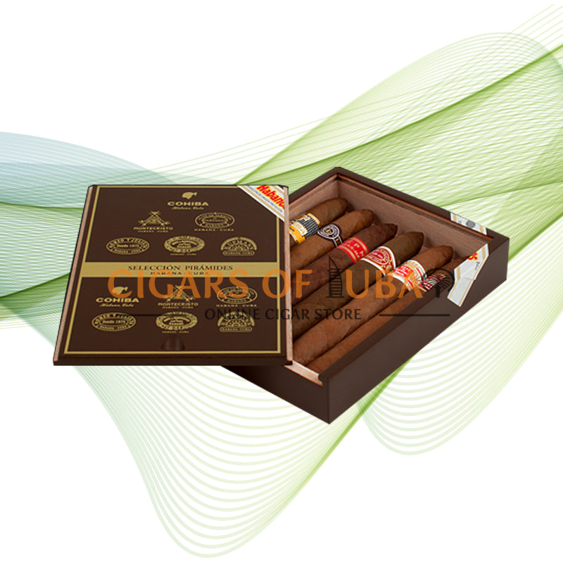 Combinaciones Seleccion Piramides 2016 - Cigars of Dubai