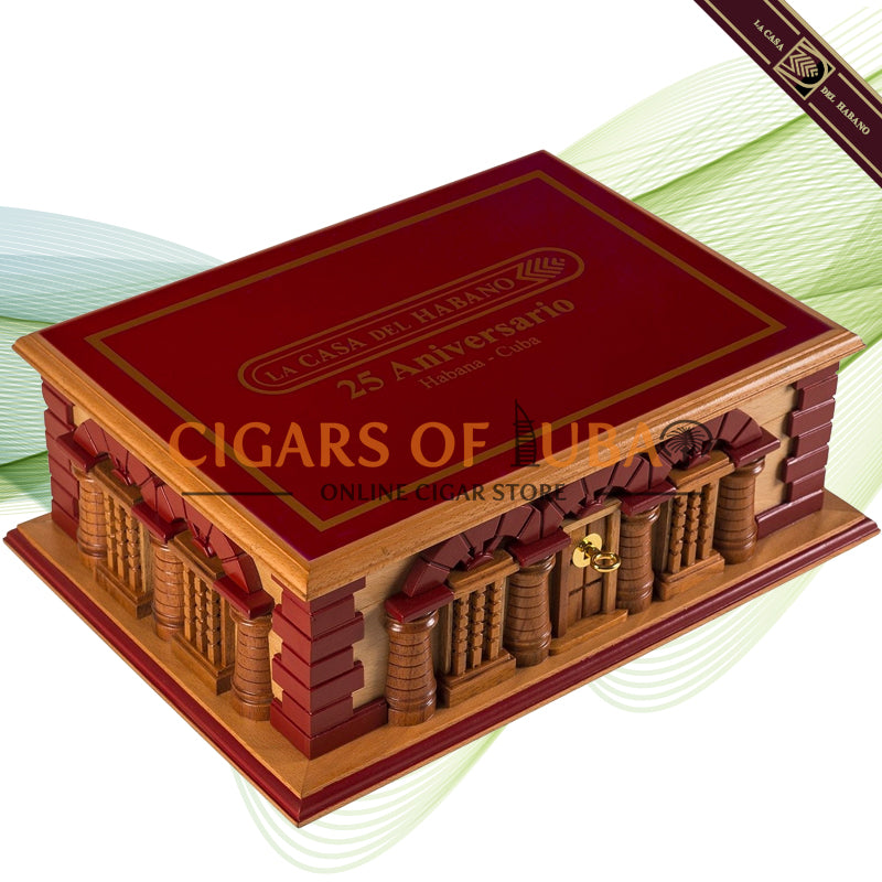 La Gloria Cubana 25th Aniversario LCDH Humidor 2015 - Cigars of Dubai