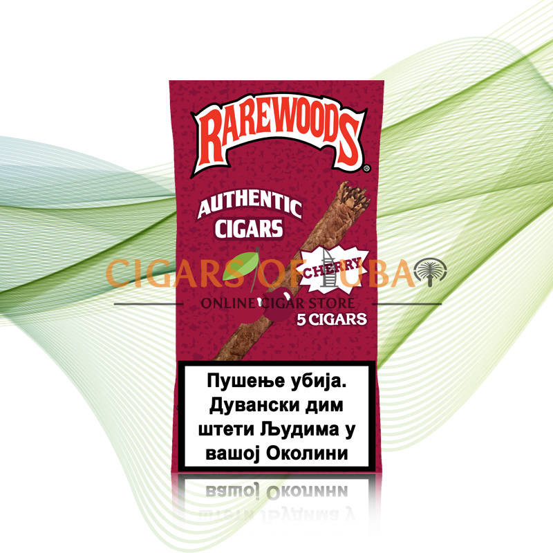 Rarewoods Cherry Cigars - Cigars of Dubai