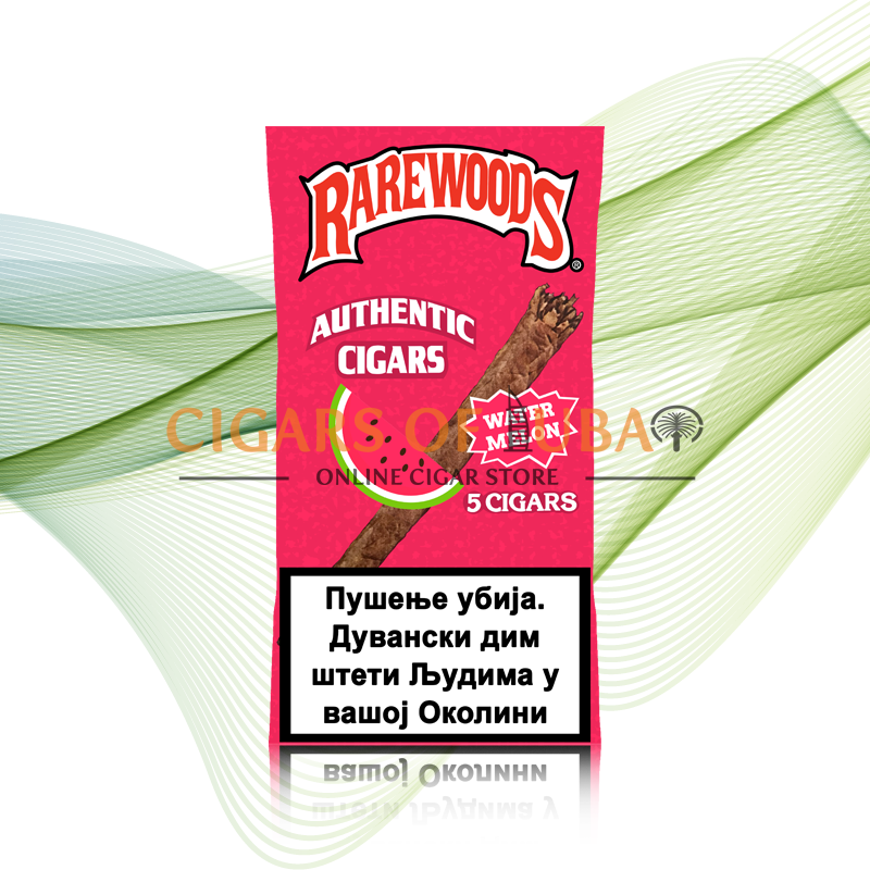 Rarewoods Watermelon Cigars - Cigars of Dubai