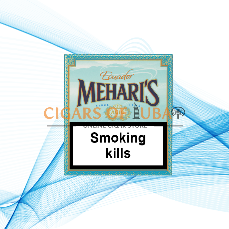 Agio Meharis Ecuador - Cigars of Dubai