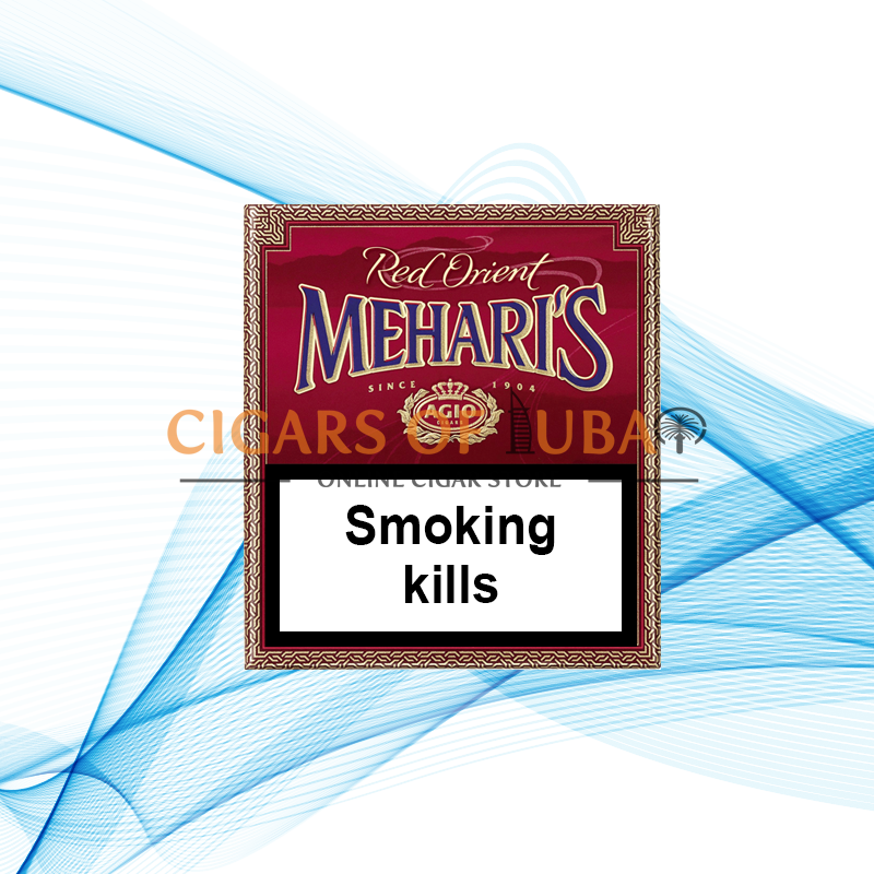 Agio Meharis Red Orient - Cigars of Dubai