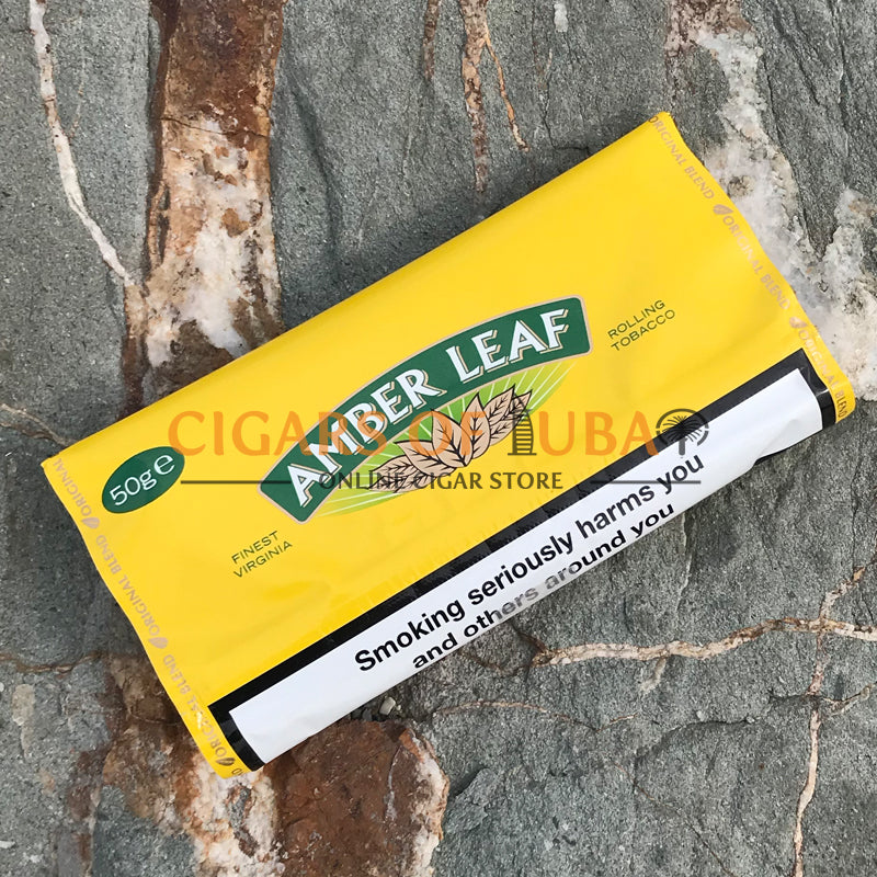 Amber Leaf Original 50g - Cigars of Dubai