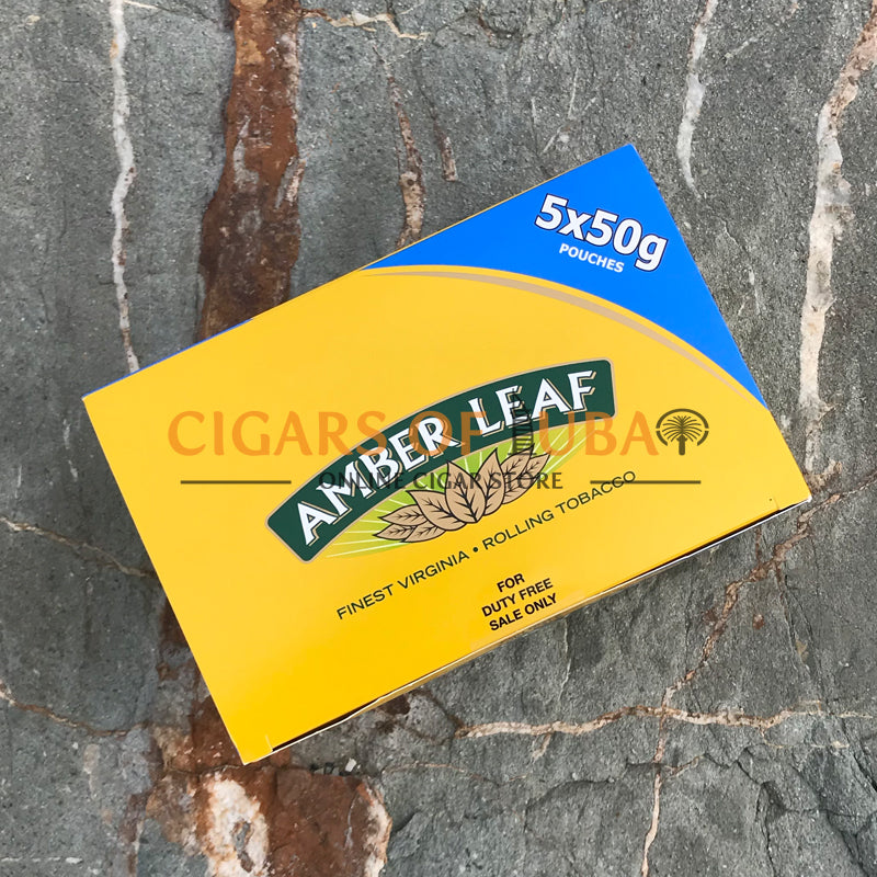 Amber Leaf Original 5x50g - Cigars of Dubai