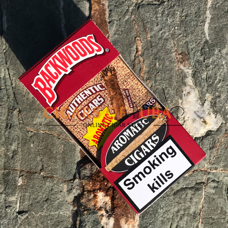 Backwoods Sweet Aromatic Cigars | Cigars of Dubai