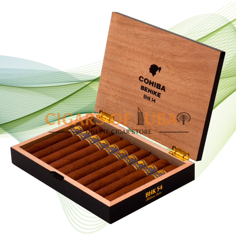 Cohiba Behike BHK 54 - Cigars of Dubai