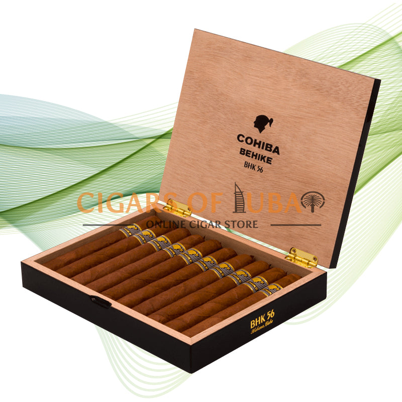 Cohiba Behike BHK 56 - Cigars of Dubai