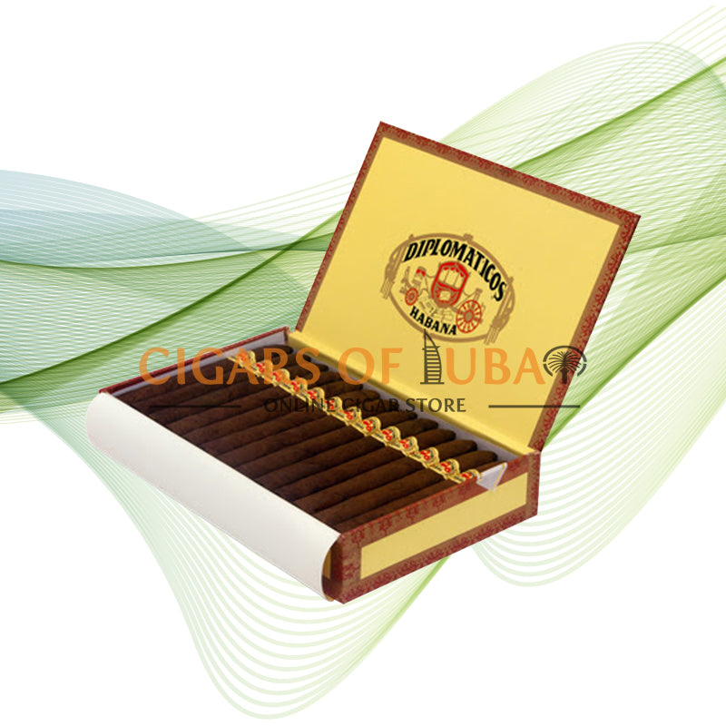 Diplomaticos No. 2 - Cigars of Dubai