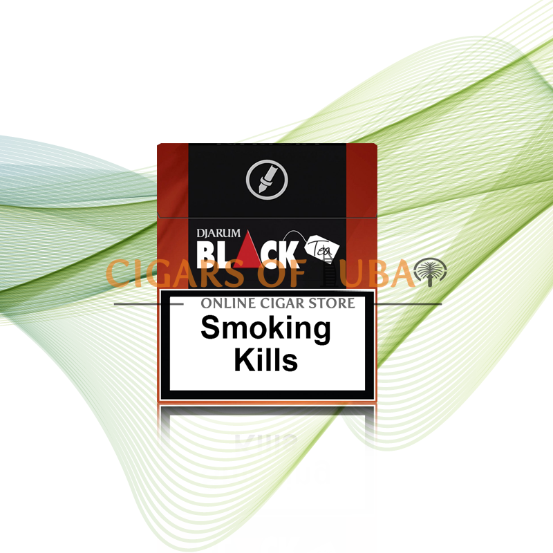Djarum Black Tea - Cigars of Dubai