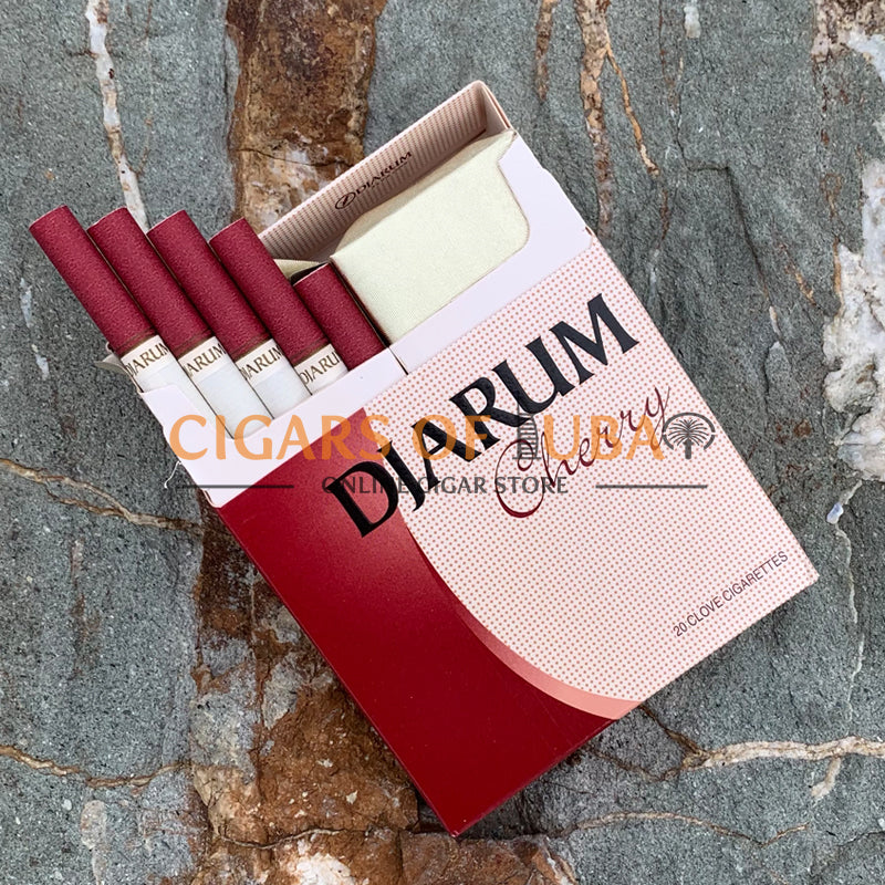 Djarum Cherry - Cigars of Dubai