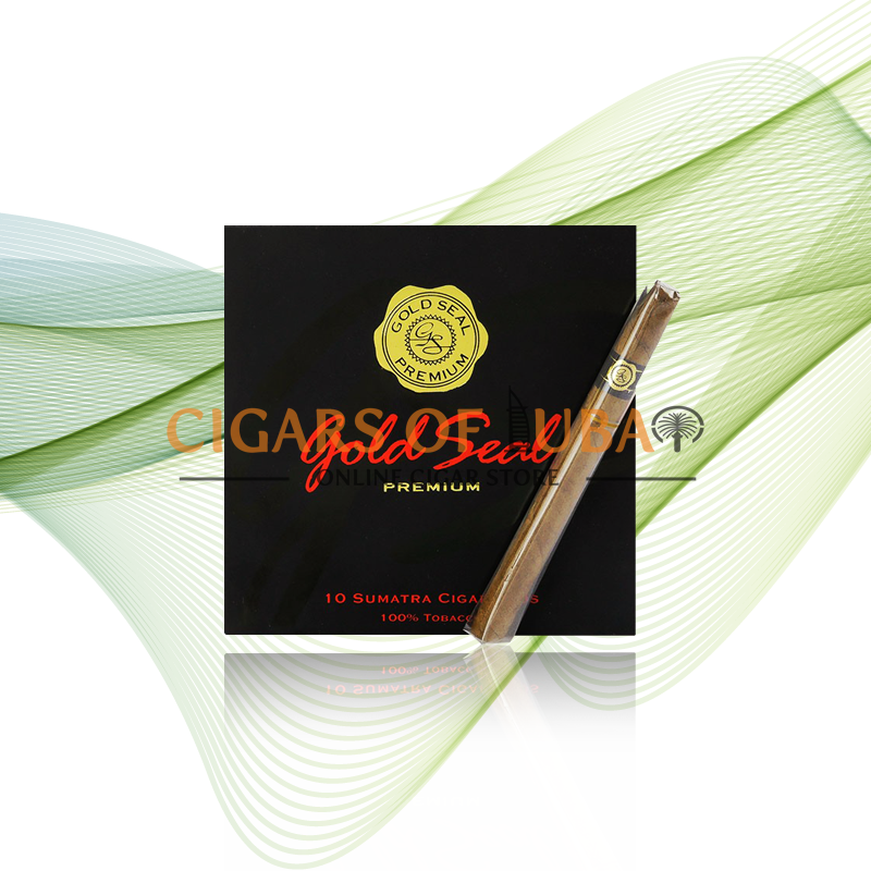 Djarum Gold Seal - Cigars of Dubai