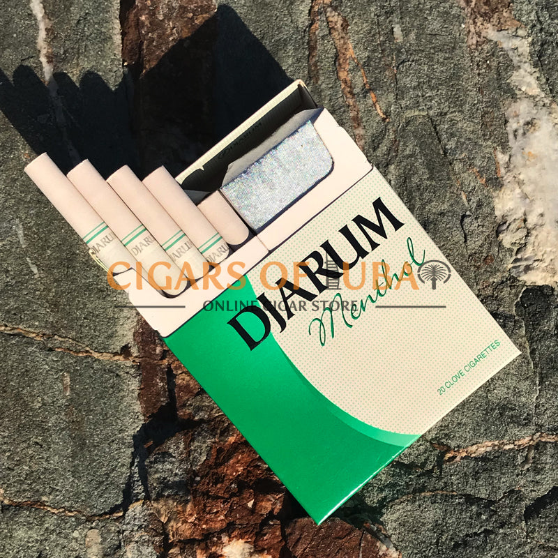 Djarum Menthol - Cigars of Dubai