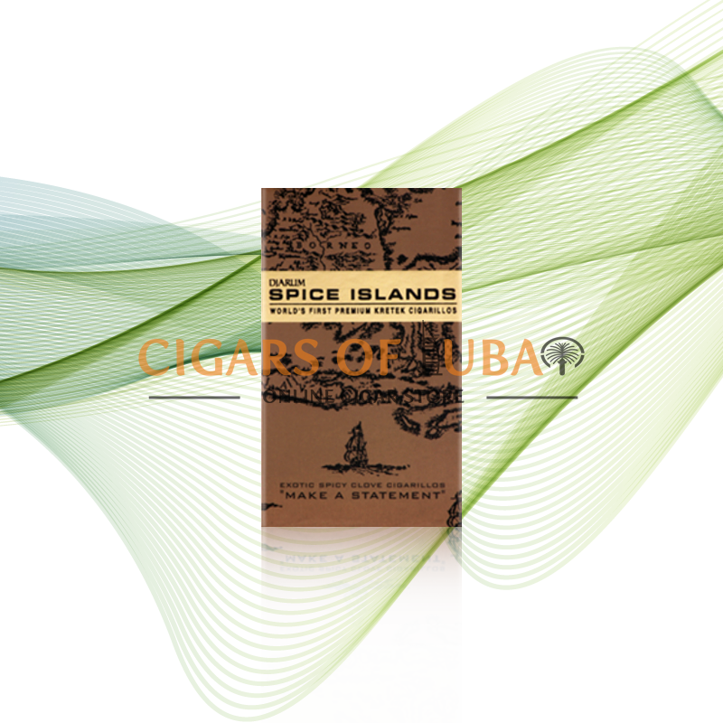 Djarum Spice Islands - Cigars of Dubai