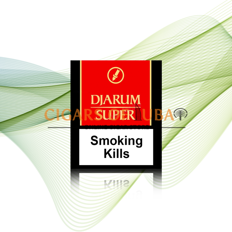 Djarum Super - Cigars of Dubai