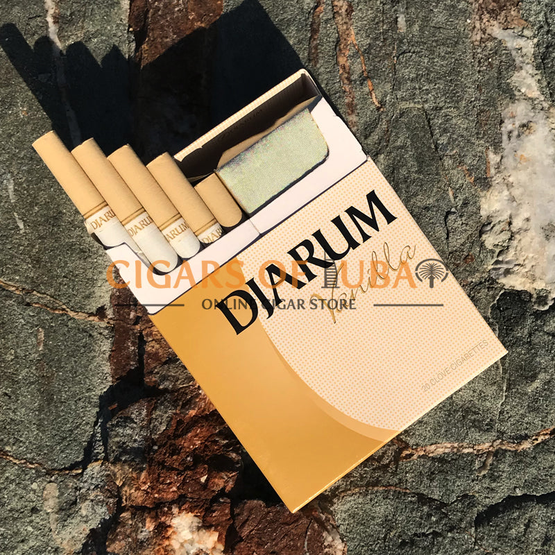 Djarum Vanilla - Cigars of Dubai