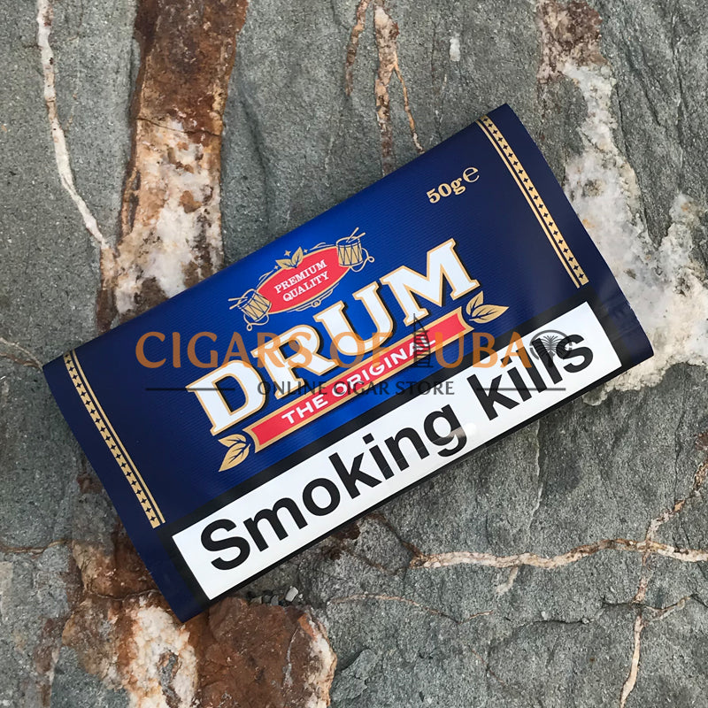 Drum Original Blue 50g - Cigars of Dubai