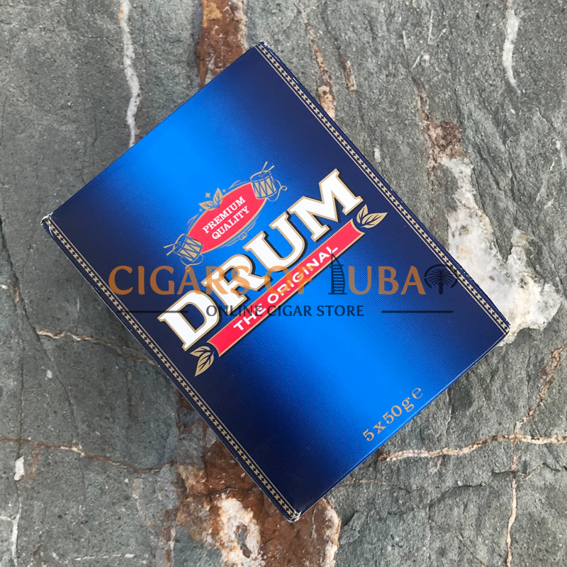 Drum Original Blue 5x50g - Cigars of Dubai