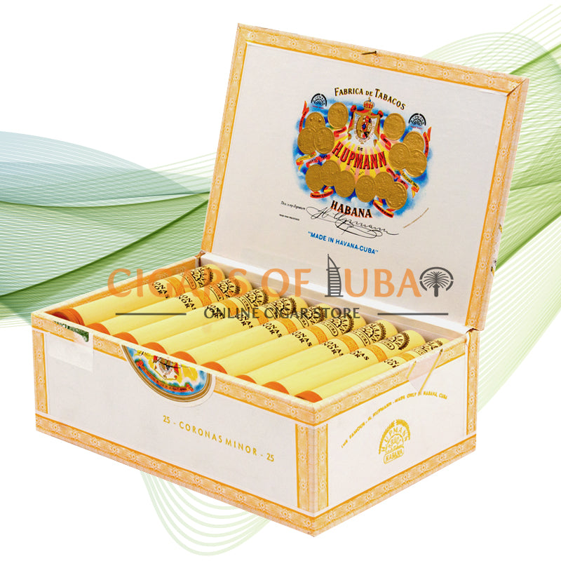 H. Upmann Coronas Minor TUBOS - Cigars of Dubai