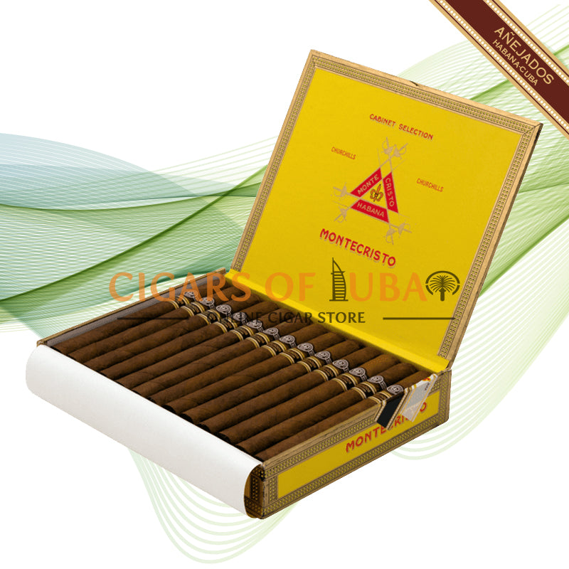 Montecristo Churchills Añejados - Cigars of Dubai