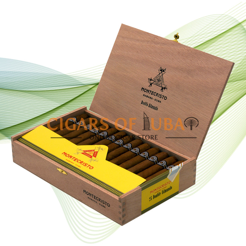 Montecristo Double Edmundo - Cigars of Dubai