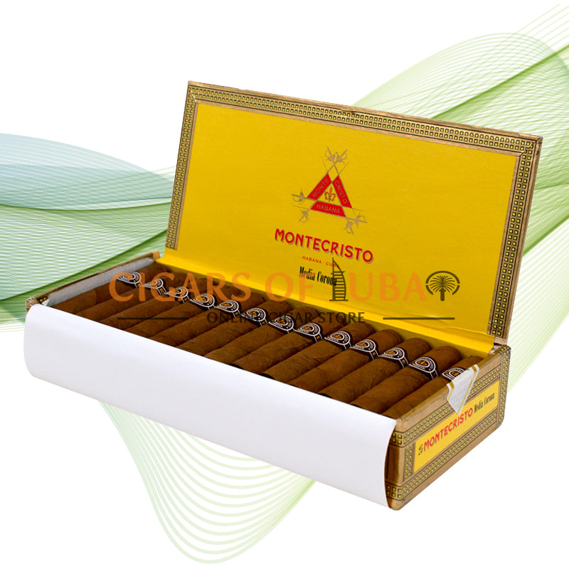 Montecristo Media Corona - Cigars of Dubai