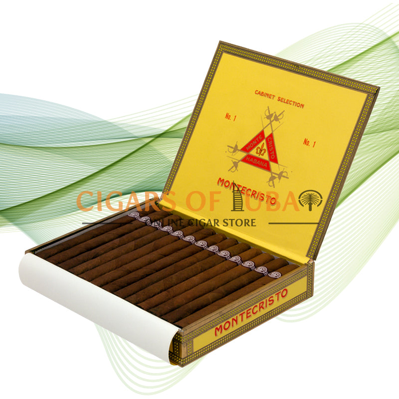Montecristo No. 1 - Cigars of Dubai