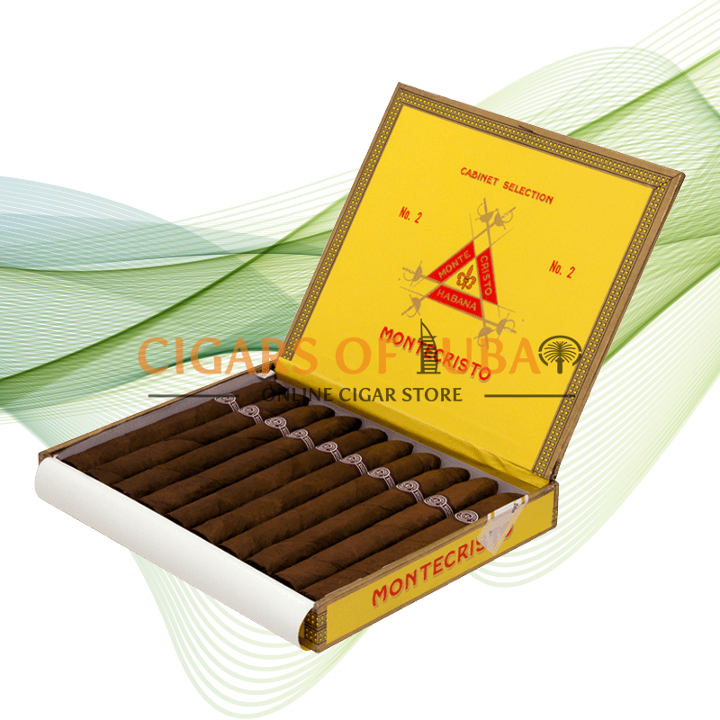 Montecristo No. 2 (Box of 10) - Cigars of Dubai