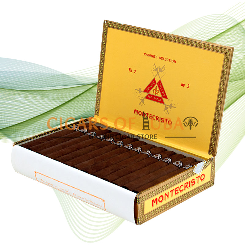 Montecristo No. 2 - Cigars of Dubai