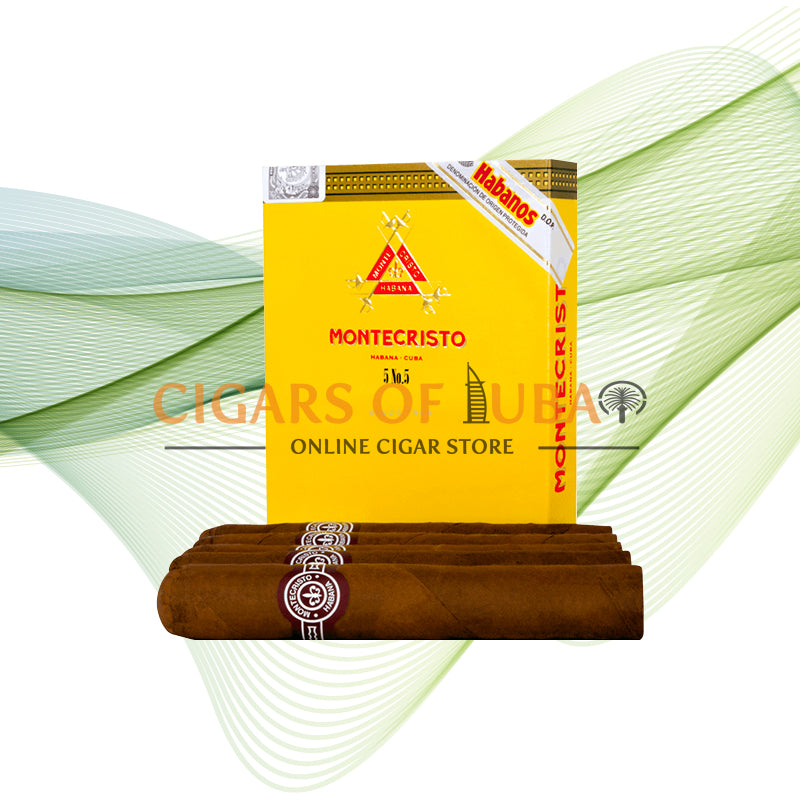 Montecristo No. 4 (5x5 Packs) - Cigars of Dubai