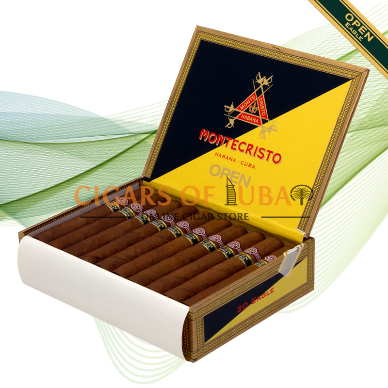 Montecristo Open Eagle - Cigars of Dubai