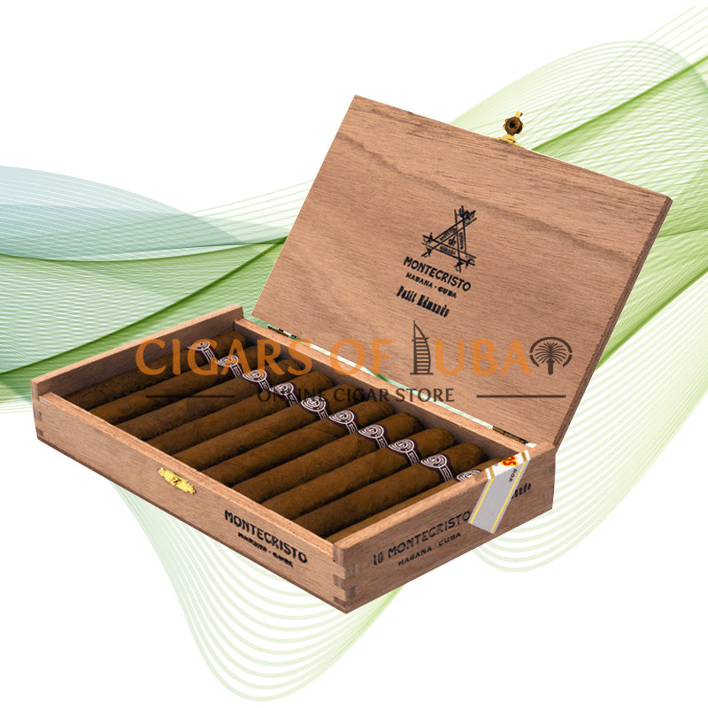 Montecristo Petit Edmundo (Box of 10) - Cigars of Dubai