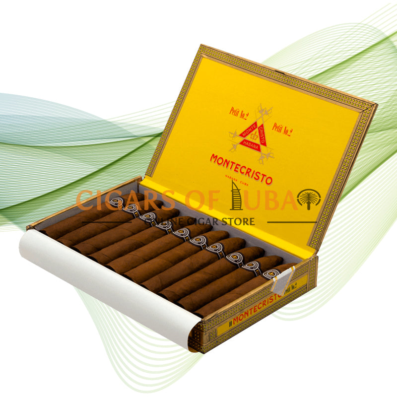 Montecristo Petit No. 2 (Box of 10) - Cigars of Dubai