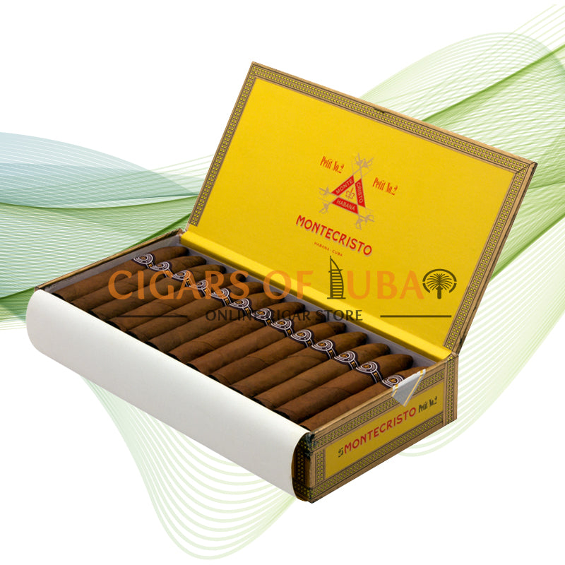 Montecristo Petit No. 2 - Cigars of Dubai