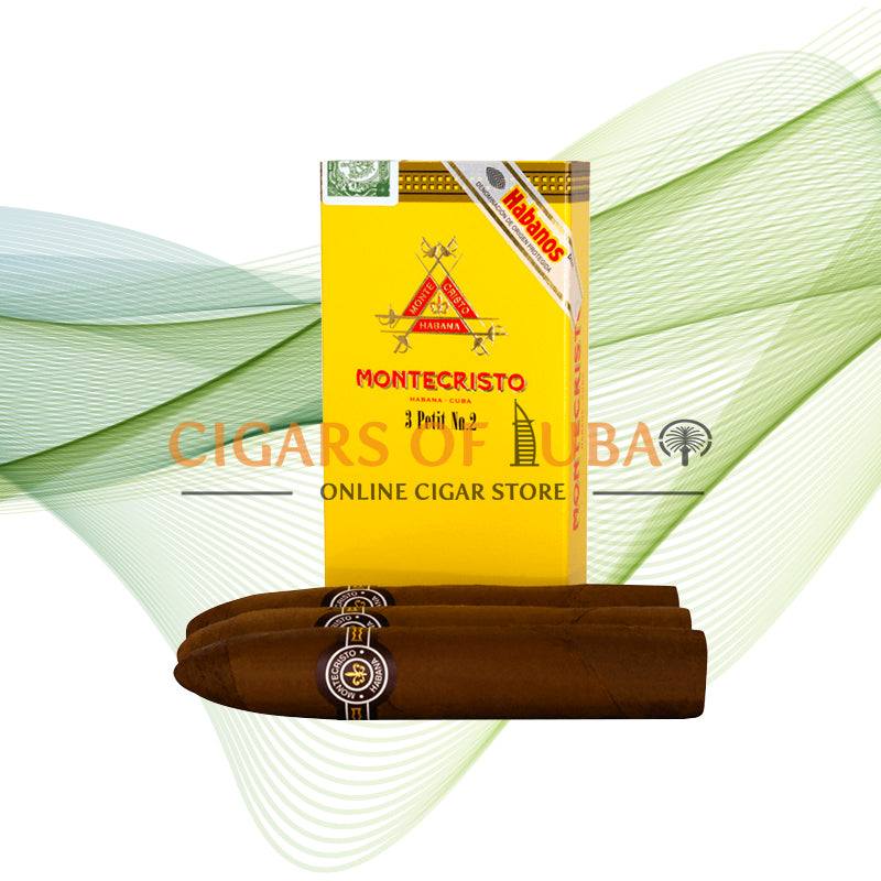 Montecristo Petit No. 2 (5x3 Packs) - Cigars of Dubai