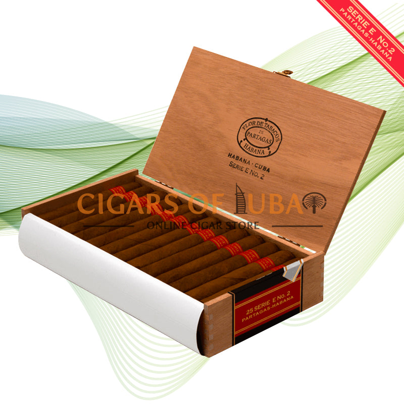 Partagas Serie E No.2 - Cigars of Dubai