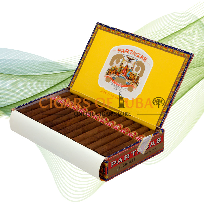 Partagas Shorts - Cigars of Dubai