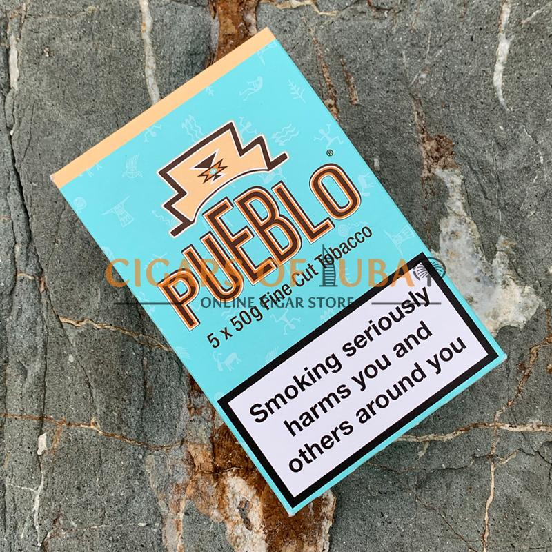 Pueblo Blue 5x50g - Cigars of Dubai