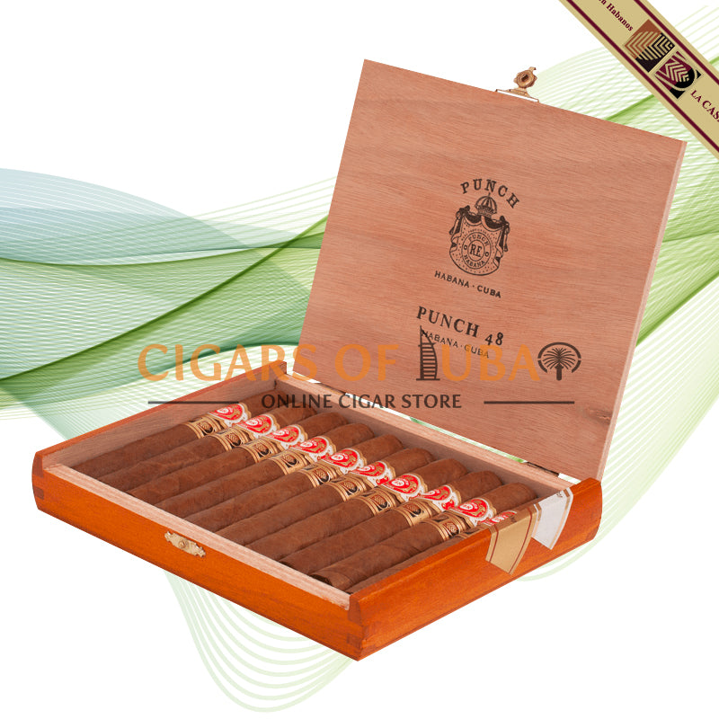 Punch Punch 48 (LCDH+HS) - Cigars of Dubai