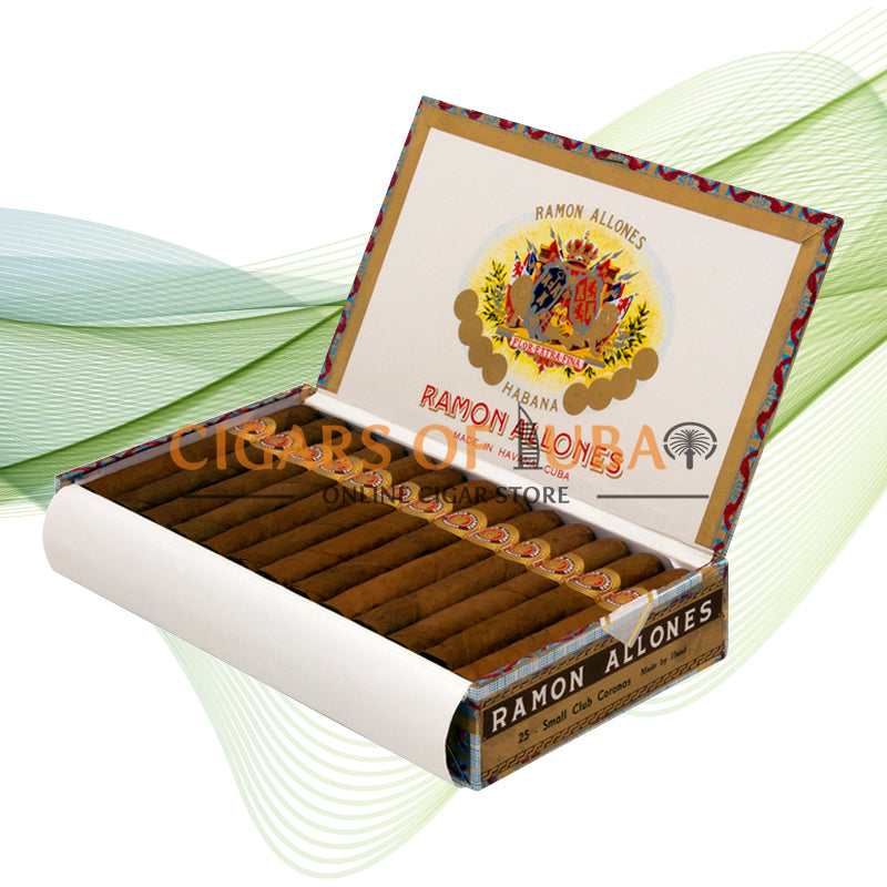 Ramon Allones Small Club Coronas - Cigars of Dubai