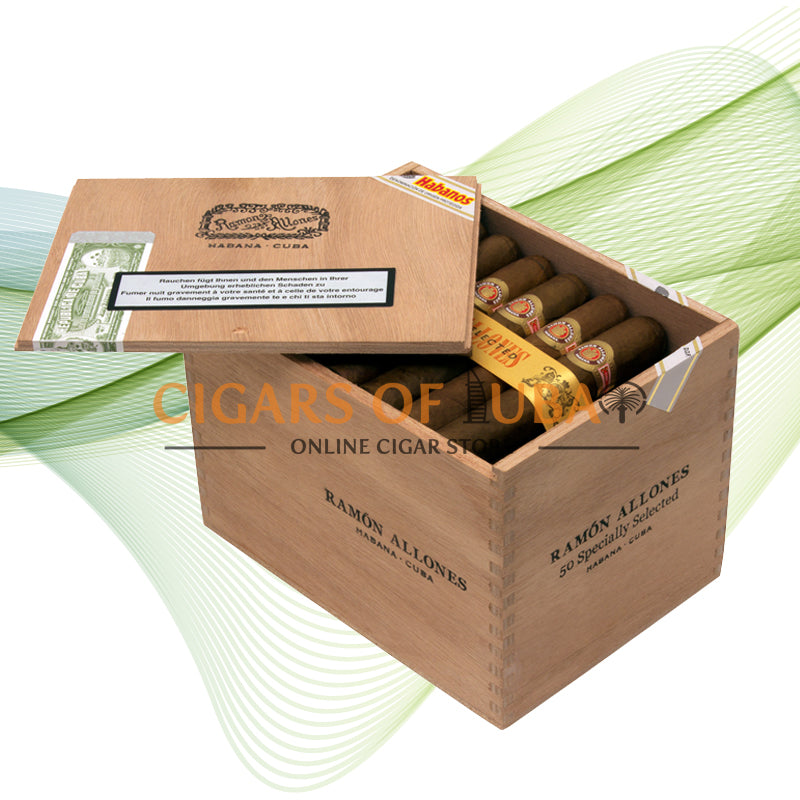 Ramon Allones Specially Selected (Cab of 50) - Cigars of Dubai