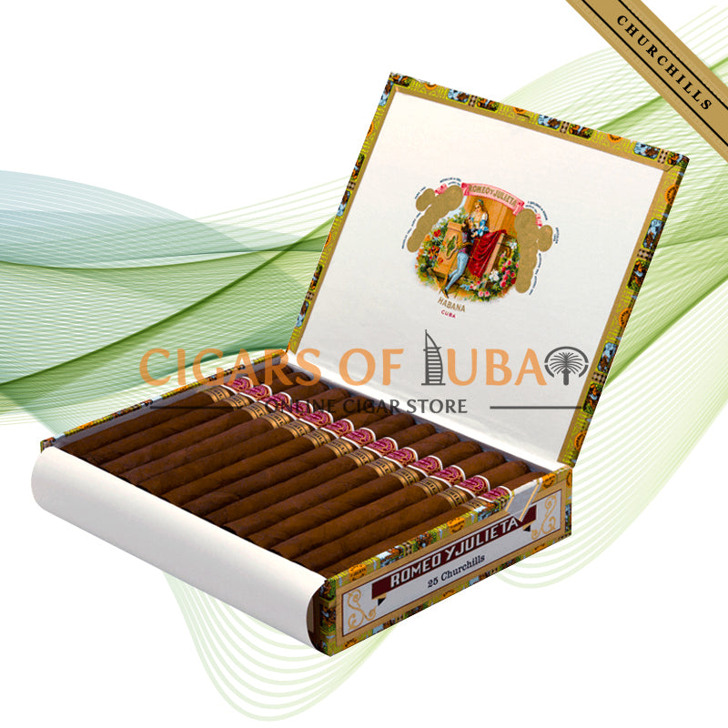 Romeo y Julieta Churchills - Cigars of Dubai