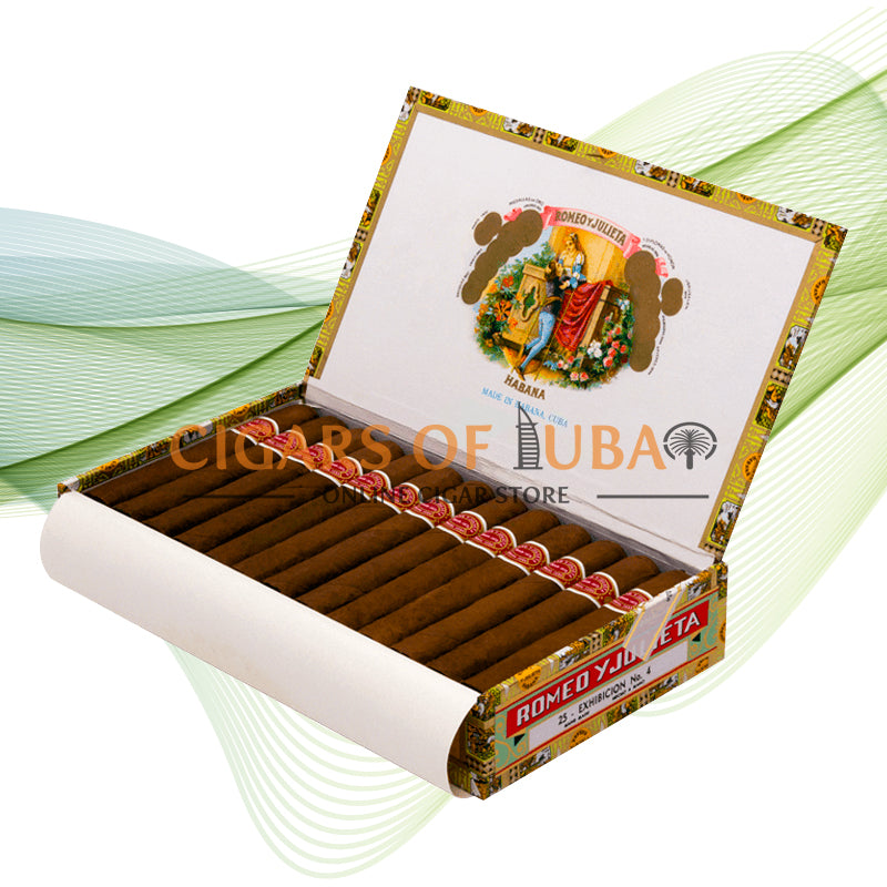 Romeo y Julieta Exhibición No. 4 - Cigars of Dubai