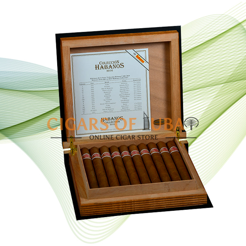 Romeo y Julieta Fabulosos No.2 Habanos Collection 2016 - Cigars of Dubai