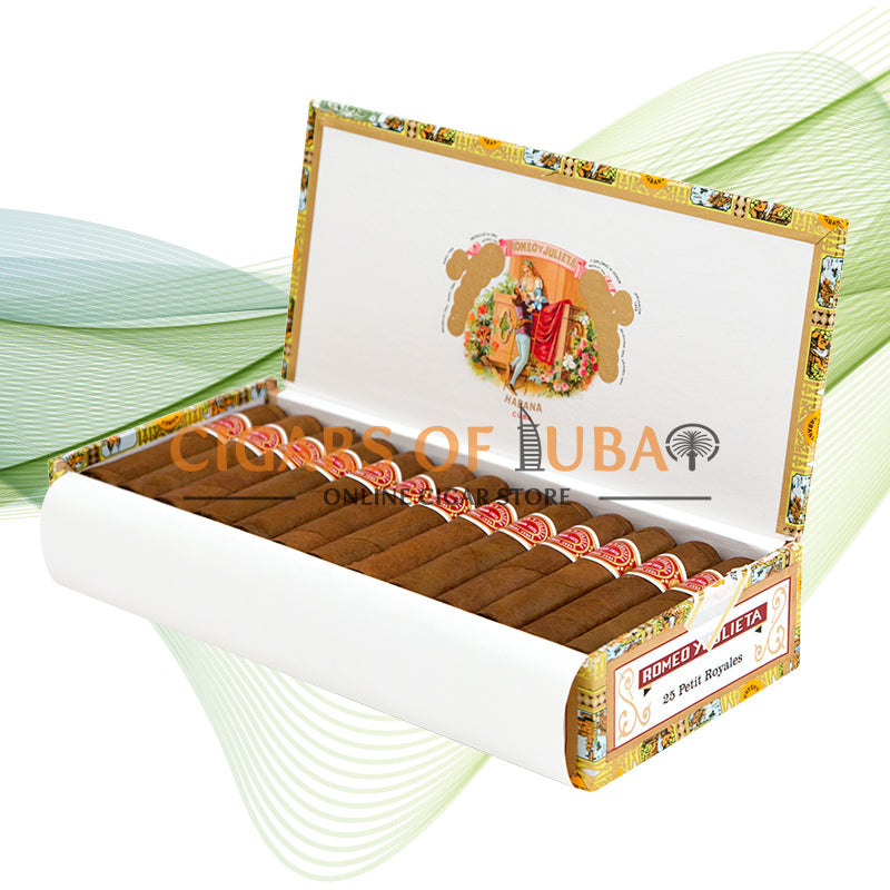 Romeo y Julieta Petit Royales - Cigars of Dubai
