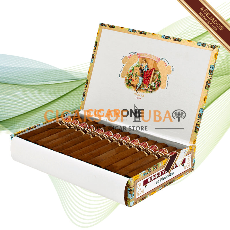 Romeo y Julieta Piramides Añejados - Cigars of Dubai