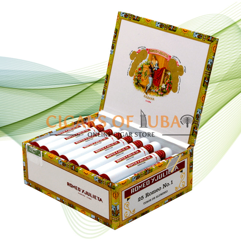 Romeo y Julieta Romeo No.1 Tubos - Cigars of Dubai
