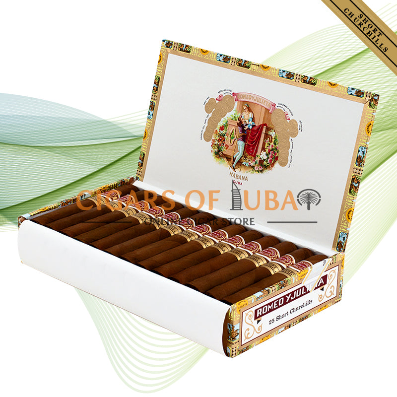 Romeo y Julieta Short Churchills - Cigars of Dubai
