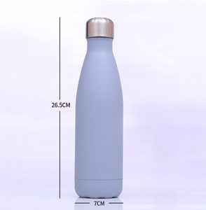 Gourde isotherme 500 ML PERSONNALISABLE (Bright Champagne)
