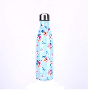 Gourde isotherme 500 ML PERSONNALISABLE (Motif Liberty 3)
